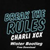 Charlie XCX - Break The Rules (Wister Bootleg) [FREE DOWNLOAD]