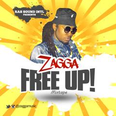 Zagga - The Official Free Up Mixtape