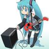 Guitaruz Ft. Hatsune Miku - Dekat Di Hati (Short Cover)