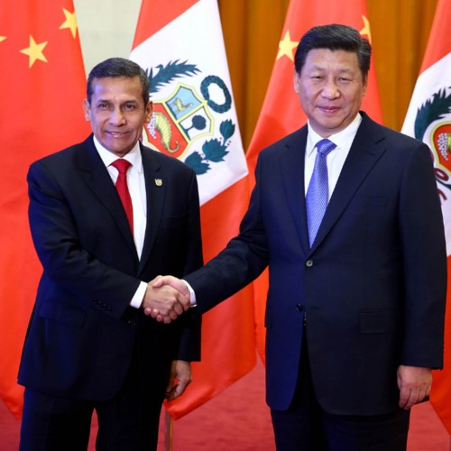 Special: The Chinese Strategy in Latin America & The Cultural Influence of China in Peru (Lp2202015)