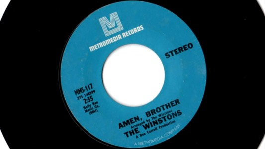 The Winstons Amen Brother Full Solo 4 Bars Loop