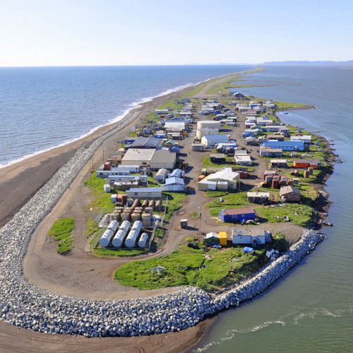 Legal Battle Ends, But Seas Continue to Rise in Kivalina, Alaska