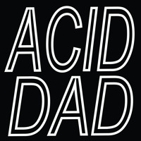 Acid Dad Brain Body Artwork