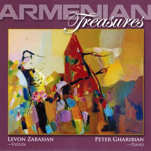 Armenian Treasures (2013) Sample