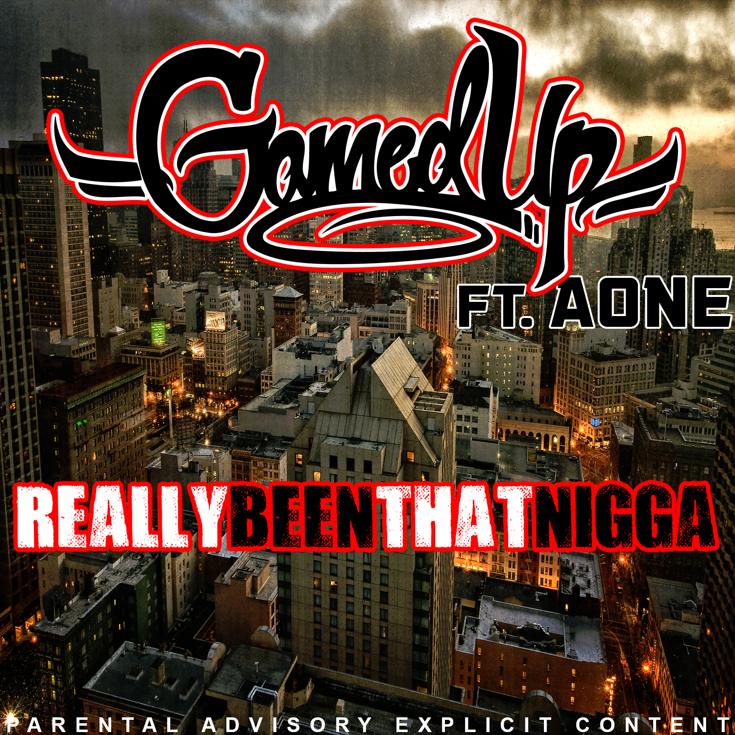 Gamed Up ft. AOne - Really Been That Nigga [Thizzler.com Exclusive]