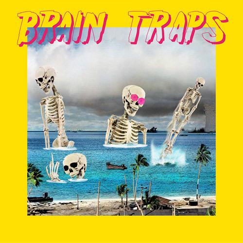 BRAIN TRAPS - Mellow Yellow Friend