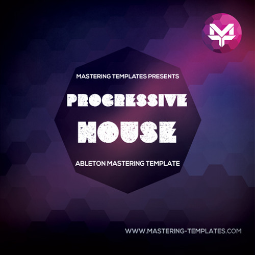 Ableton Progressive House Mastering Template Mastered