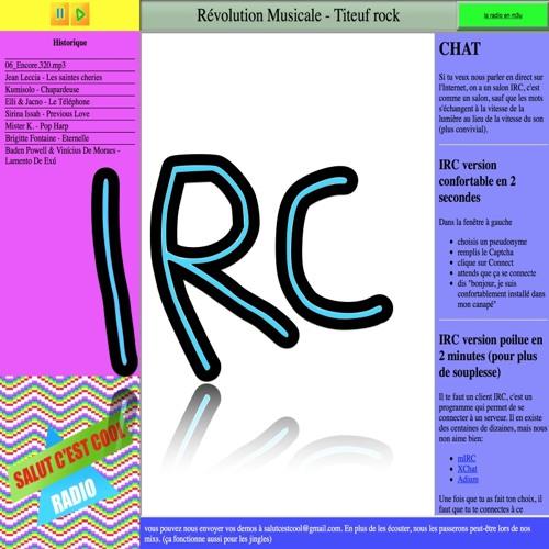 Salut C'est Cool - USB (Camembert Au Lait Crew's IRC Remix)