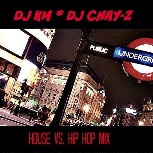 DJ KM * DJ CHAY-Z HOUSE VS. HIP HOP MIX *FREE DOWNLOAD*