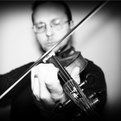 Fratres (excerpt) - David Milsom (violin) and Jonathan Gooing (piano)