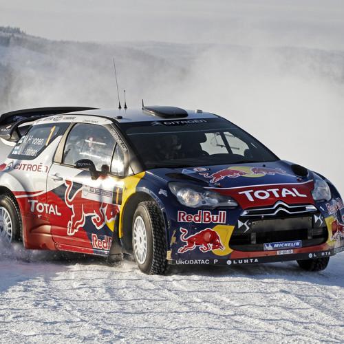 Assetto Corsa - Citroen DS3 WRC External Sound - Day 1