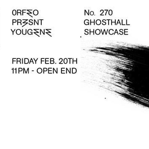 5h Set @ Club Bellevue 20-02-2015 Ghosthall Showcase mixed by 0rfeo, Yougene & PR3SNT