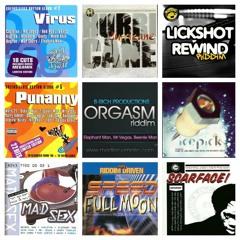 Dancehall mix (2000) Best Riddims Pt 2