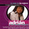 Adrian y Los Dados Negro - Asi Fue Portada del disco