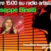 Intervista a Giuseppe Binetti - Radio Artista Web