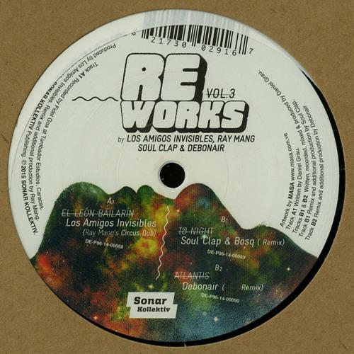 Daniel Grau - Atlantis (Debonair Remix)