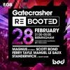 James Dymond - Gatecrasher REBOOTED Mix Free Download