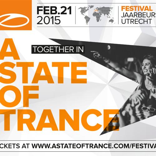 Mark Sherry LIVE @ ASOT 700 Festival (Jaarbeurs, Utrecht) [WAO138 Stage] 21.02.15