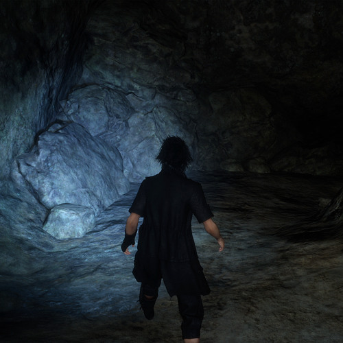 Veiled in Black - FINAL FANTASY XV Recreated