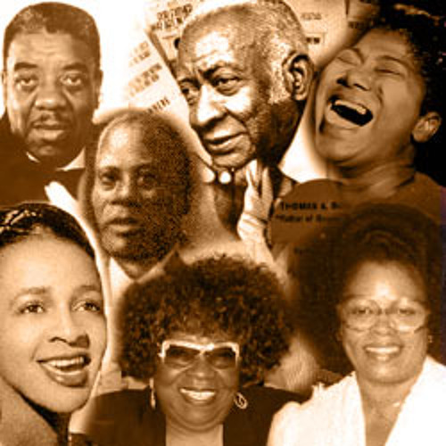 the history of the african american music