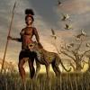 Becca  African Woman