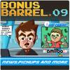 Bonus Barrel Episode 09 - News, Pokemon Shuffle, Pickups, The Order and More!