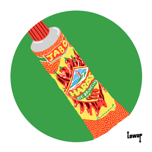 (LWP009) Jabo - Harissa EP (Out now on Bandcamp)