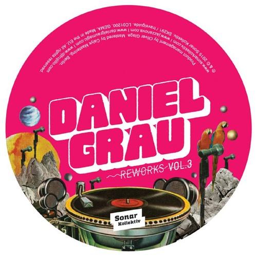 Daniel Grau (With Los Amigos Invisibles) - El Leon Bailarin - Ray Mang's Circus Dub