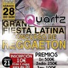 GRAN FIESTA LATINA!!! DE REGGAETON EN BAR MUSICAL QUARTZ ESTE  28 FEBRERO 2015