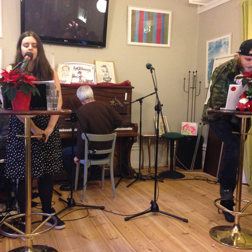 Livesändning 18 december 2014 - Fountain House