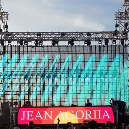 Jean Agoriia x TechnoBabes