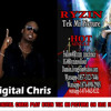 Digital Chris Play Ryzin Tek Mi Picture on Irie Fm