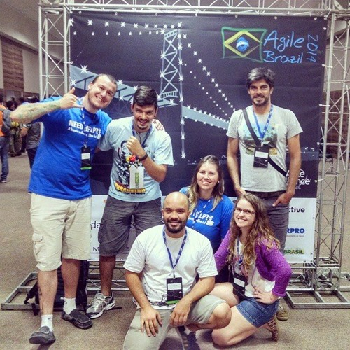 Tallercast #03 - Agile Brazil 2014 e outras coisinhas