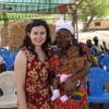 Lauren Wallace discusses fertility rates in Ghana on CBC radio