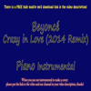 Beyoncé - Crazy in Love (2014 Remix)(Piano Instrumental) Fifty Shades of Grey