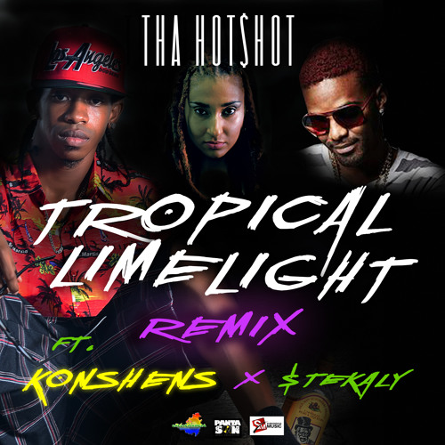 Tropical Limelight (Remix) (Feat. Konshens & $tekaly) (Prod . By MulahBeatz) [Preview]