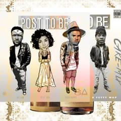 Omarion - Post To Be (Hadiibz Remix) [feat. Fetty Wap, Chris Brown, Jhene Aiko]