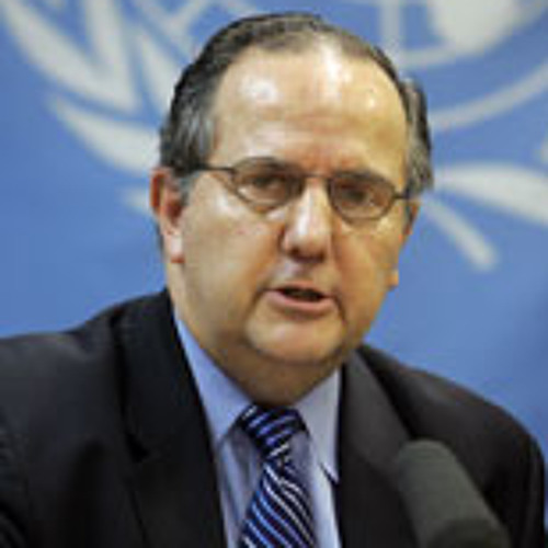 "Juan E. Méndez, ""Torture And International Law: The Struggle For Effective Abolition"" 1-19-2015"