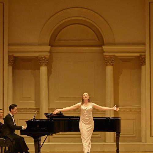 Rachel Sparrow - Bell Song at Carnegie Hall 2014