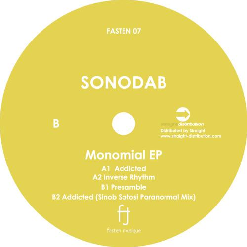 Sonodab - Inverse Rhythm(FASTEN07) Preview