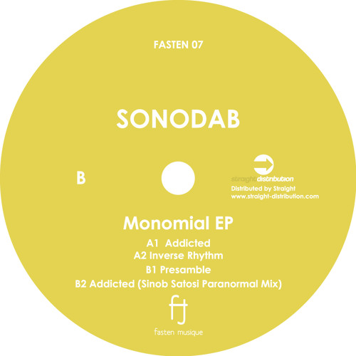 Sonodab  - Presamble(FASTEN07) Preview