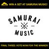 Bedou - Samurai Music DJ Competition Finalists