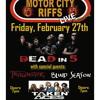 WRIF Motor City RIFFS 2/27/15 Ad
