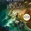 The Lightning Thief by Rick Riordan, read by Jesse Bernstein