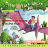 Magic Tree House Collection Volume 1: Books 1-4 by Mary Pope Osborne, read by Mary Pope Osborne