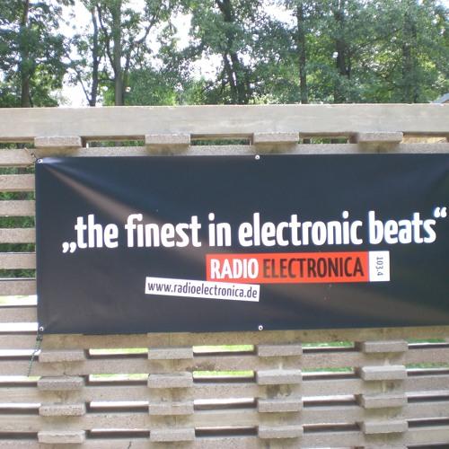 14. RADIO ELECTRONICA ANNIVERSARY @ Glashaus Jena 2013