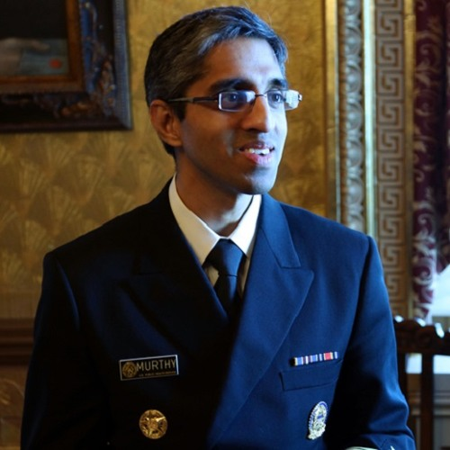 What Dr. Murthy Hopes To Achieve As Surgeon General