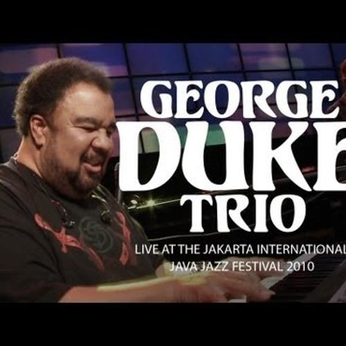 George Duke Trio - It's On (Live at Java Jazz Festival 2010)