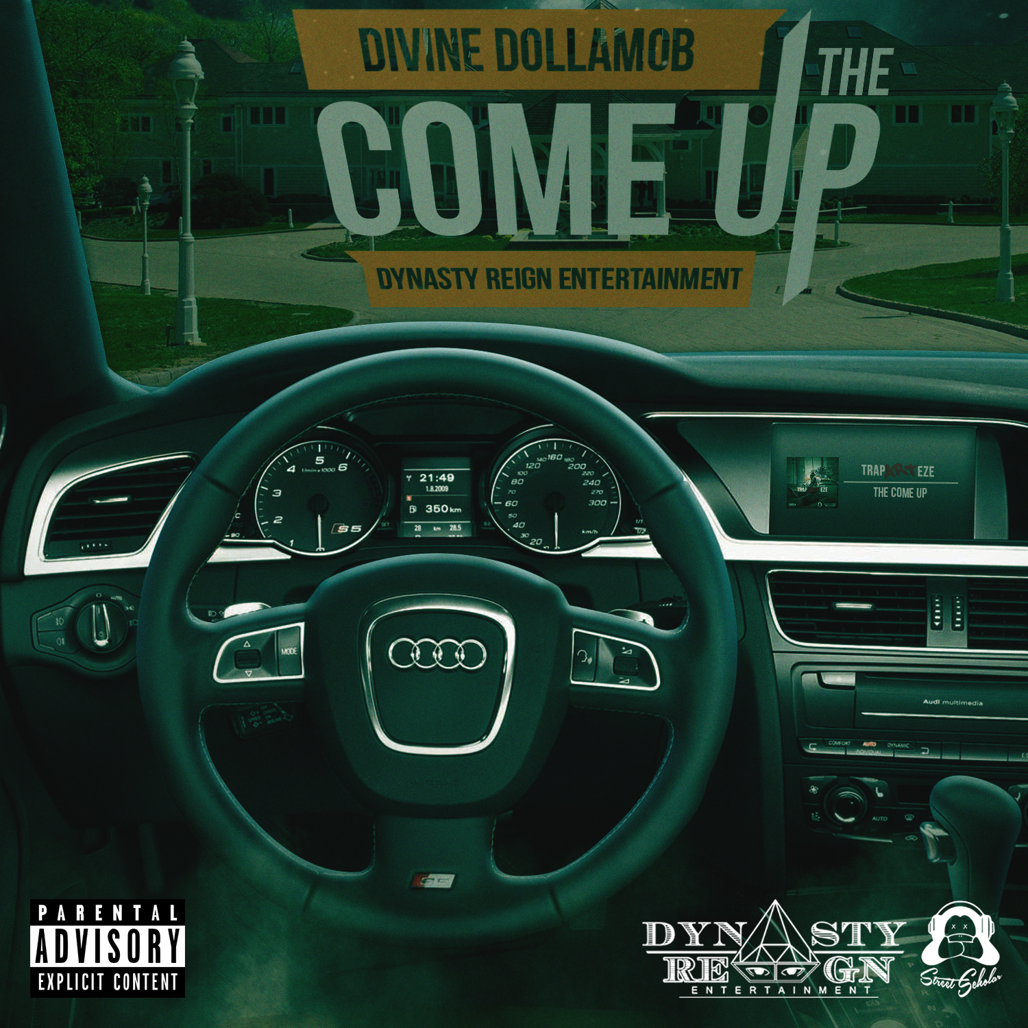 Divine Dollamob - The Come Up [Thizzler.com]