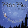 Peter Pan by J.M. Barrie, read by Jim Dale